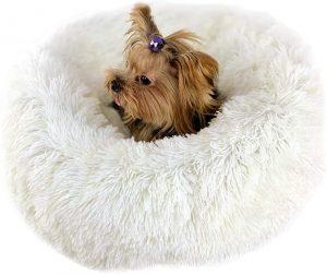 camas para perros antiestrés