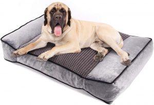 camas antiestrés para perros