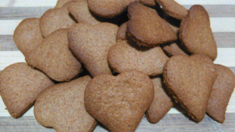receta para perros: galletas de jengibre